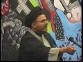 Wilayat - majlis 6th Muharram Part 3 - Urdu