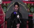 2nd Majlis Muharram 1438/2016 Yad-E-Imam Hussain as - Allama Syed Aqeel Al Gharavi - Babul Murad Centre London - Urdu