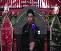 10th Majlis Shab E Ashura Muharram 1438/2016 Yad-E-Imam Hussain As HI Syed Aqeel Al Gharavi at Babul Murad Centre London