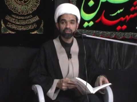 [10-Majlis 9th Muharram 1438H] Maulana Mehdi Abbas | Topic: اسلام سے اسلام تک - Urdu
