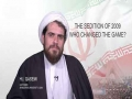 The sedition of 2009   Who changed the game?   Farsi sub English