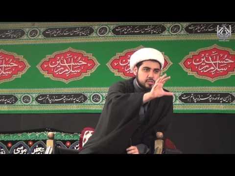 Shaykh Mahdi Rastani - Safar 6th, 1438 - November 6th, 2016 IEC of Houston USA - English
