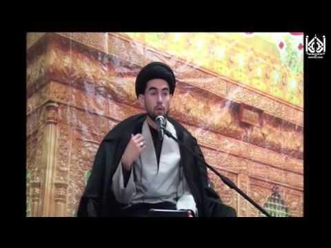 Moulana Syed Abazar Wahedi - Safar 12, 1438 - November 12, 2016 IEC Houston Farsi