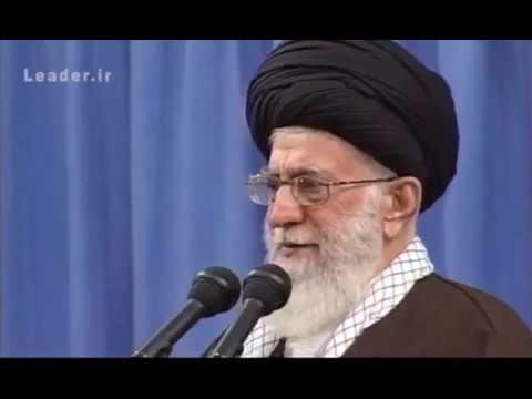 Ayatollah Khamenei: When Ignorance Rules - Farsi sub English