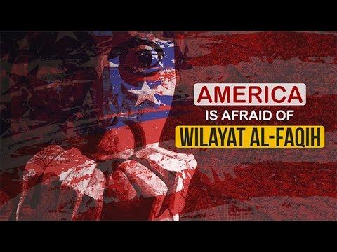 America is Afraid of Wilayat al-Faqih | Sayyid Hashim al-Haidary | Arabic sub English