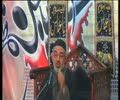 1st Majlis Part 2 Moharram 1437 Hijari 2015 By Molana Ali Murtaza Zaidi at Jamia Al-Sadiq as G-9/2 Islamabad - Urdu