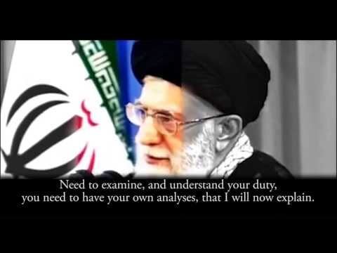 Ayatollah Khamenei: You should know what your duty is! - Farsi sub English