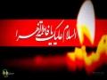 [Tarana Ayaam-e-Fatmiya sa 1438] Haram Aysaa Banaen Gain - Shahid Ali Baltistani - Urdu