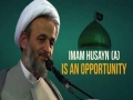 Imam Husayn Is An Opportunity | Agha Alireza Panahian | Farsi sub English