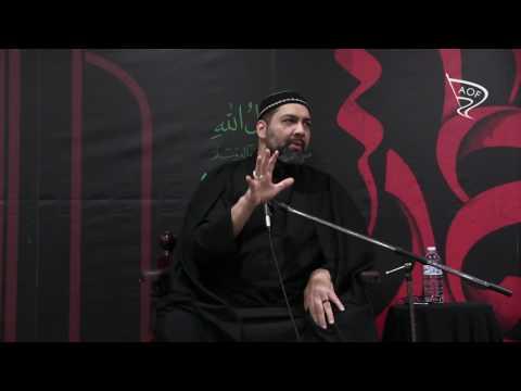 [02] Introducing God: Meeting The God of Love | Syed Asad Jafri | Fatimiyya 1438 2017 [HD] - English