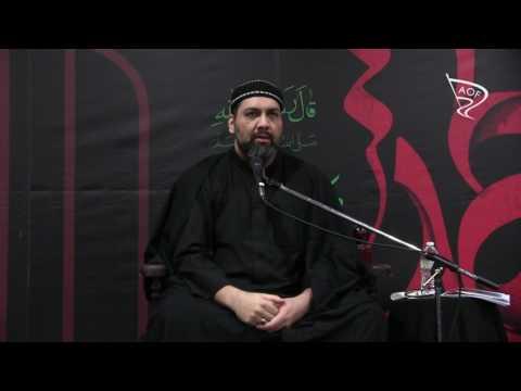 [03] Embracing Your Path To Allah | Syed Asad Jafri | Fatimiyya 1438 2017 [HD]