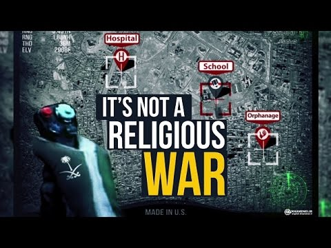 It\'s Not a Religious War | Farsi sub English
