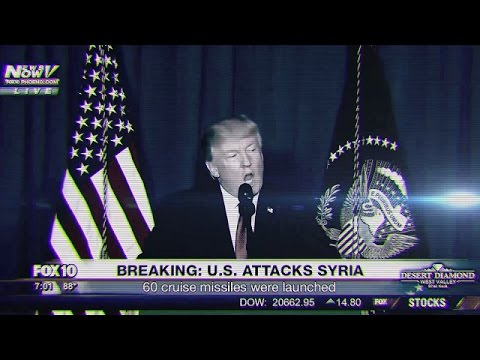 America\'s attack on Syria | The Chain of Lies | Episode 8 | English
