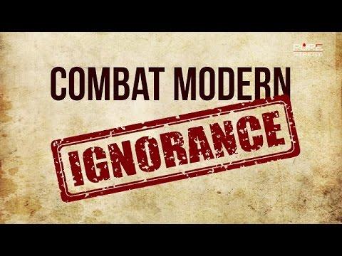 Combat Modern Ignorance!   Imam Khamenei   Farsi sub English