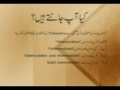 Talkshow - Aga Khan Examination Board - Haqaiq Aur Khadshat - Episode 1 Part 2 - Urdu