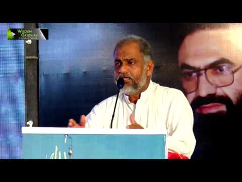 [ 2017 احیاءِ شہداء کانفرنس ] Speech: Janab Sohail Ahmed - Urdu