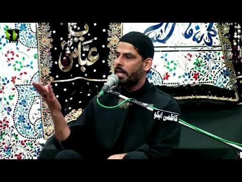 [09] Topic: معرفت اہلبیتؑ ، زیارت جامعہ   Moulana Mubashir Zaidi - Muharram 1439/2017 - Urdu