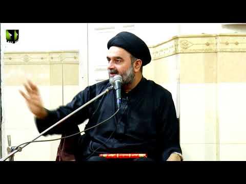 [5] Topic: سفر معرفت    Moulana Muhammad Ali Naqvi - Muharram 1439/2017 - Urdu