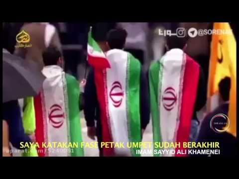 [Clip] Saya Katakan Fase Petak Umpet Sudah Berakhir   Imam Sayyid Ali Khamenei - Farsi sub Malay