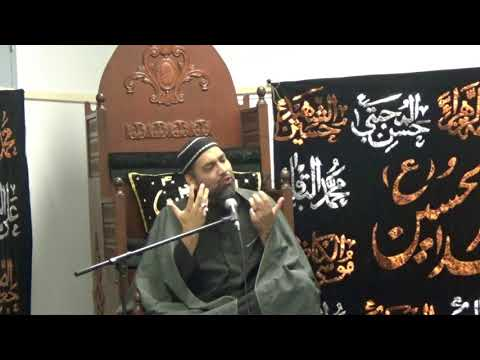 Maulana Syed Asad Jafri - Complete Submission to Allah - Majalis [1/5] - English