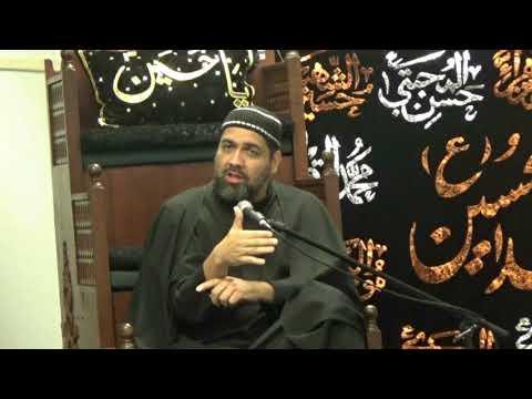 Maulana Syed Asad Jafri - Complete Submission to Allah - Majalis [5/5] - English