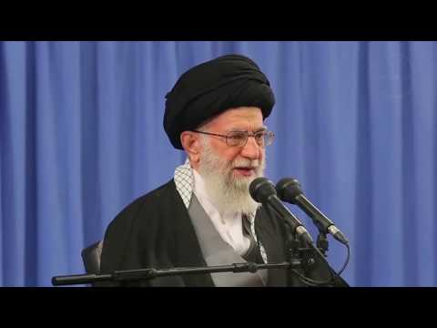 [Clip] Nabi Adalah Perwujudan dari Islam   Imam Sayyid Ali Khamenei - Farsi sub Malay