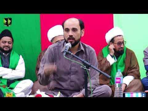 [ Jashan-e-Masoomeen (A.S) ] Manqabat : Janab Mir Takallum | 30-December-2017 - Urdu
