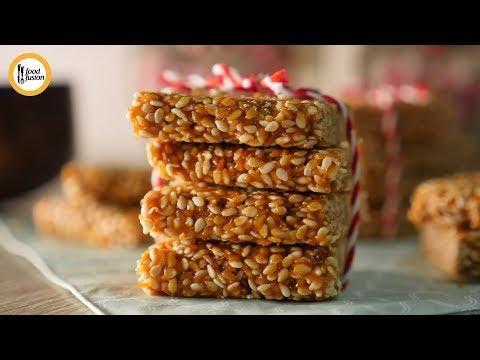 [Quick Recipe] Til ki chikki (sesame seed brittle) - English and Urdu