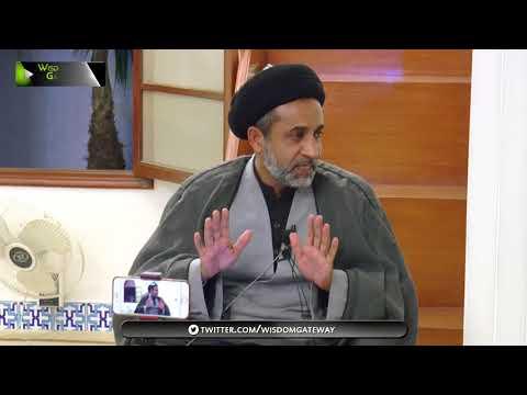 [Dars 3] Nahj-ul-Balagha Khutba No.147 | H.I Muhammad Haider Naqvi - Urdu