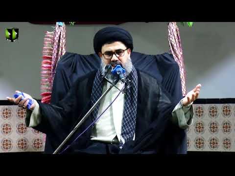 [Majlis] Khitaab: H.I Ahmed Iqbal Rizvi | Barsi Shouda-e-Wahdat | 11 January 2018 - Urdu