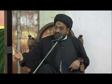 Fatima (s) - Mehwar-e-Panjetan | 21st Jamadi us-Sani 1439 A.H | Moulana Syed Taqi Raza Abedi - Urdu