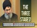 The Three Stages | Sayyid Hashim al-Haidari | Arabic sub English