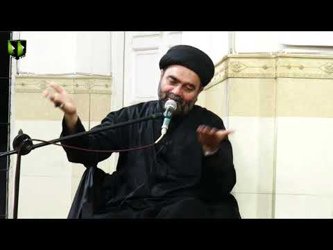 Majlis-e-Aza Basilsile Shahadat-e-Bibi Zainab(sa) | Khitab : Moulana Muhammad Ali Naqvi - Urdu