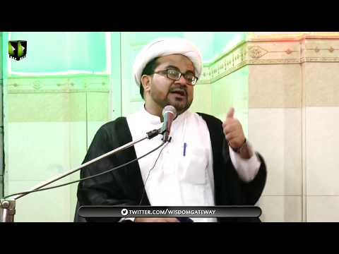 2/4-Topic : بعثت رسول اکرمؐ    Khitaab: Maulana Muhammad Raza Dawoodani - Urdu