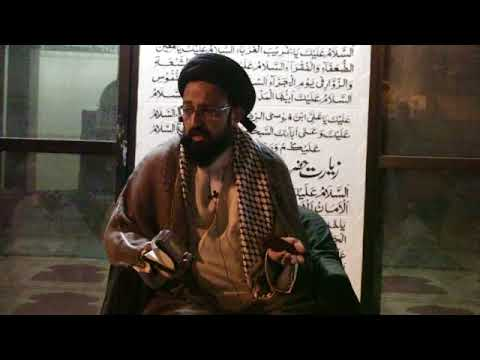 [Majlis] Topic: صلوات شعبانیہ کے اخلاقی اور اجتماعی نکات | H.I Sadiq Raza Taqvi - Urdu