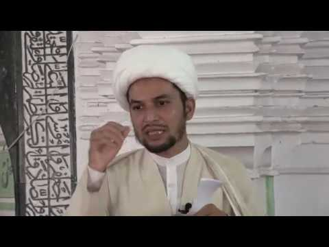 Khutba-e-Juma - 16-03-2018 : Moulana Agha Munawer Ali - Urdu