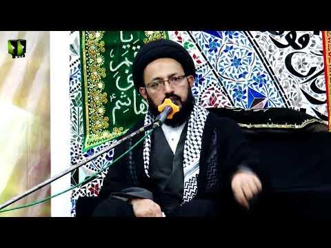 [ 2nd Majlis-e-Barsi ] Shaheed Khurram Zaki   Khitaab: H.I Moulana Sadiq Raza Taqvi   6th May 2018 - Urdu