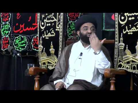 Majlis Topic:Maqam Hazrat Syeda Fatima Zahara s.a 9th March 17 By H I Syed Kazim Abbas Naqvi at Wadi Al Kabir Muscat Oma