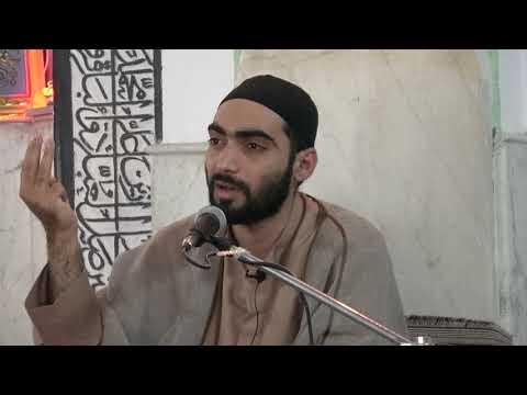[Etekaaf Mahe Ramadhan 1439] [02] Qurb-e-Elahi   Moulana Mohammed Hassan Ibrahimi - Urdu