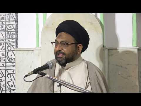 Yaad-e-Khomeyni (r) 2018 - Hyderabad - Moulana Syed Taqi Raza Abedi - Urdu