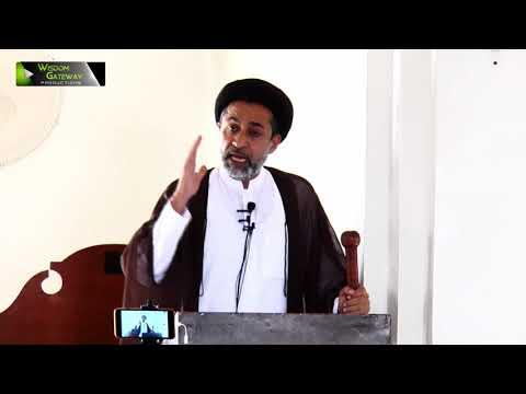 [ Friday Sermon ] H.I Muhammad Haider Naqvi | 27 July 2018 |  Masjid Yasrab Karachi - Urdu