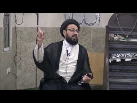 [Majlis] Topic: Liberalism Or Inqalaab -e- Mehdi (Aj)   H.I Syed Sadiq Raza Taqvi - Urdu