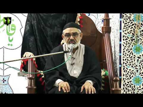 [Majlis-e-Tarheem] Shaheed Quaid Allama Arif Hussain Al Hussain   H.I Ali Murtaza Zaidi - Urdu