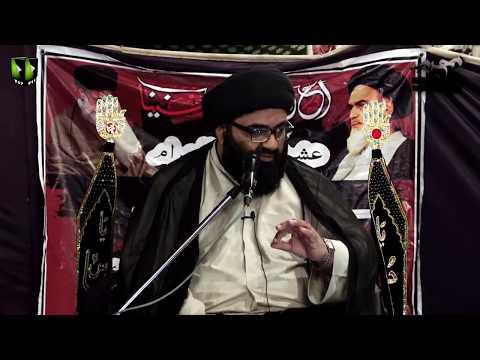 [03] Topic: Baseerat-e-Ashurae بصیرت عاشورائی   H.I Kazim Abbas Naqvi   1440 - Urdu