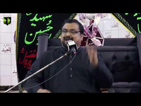 [Salaam] Har Shab May Tum Imam say Baatain Kiya Karo | Br. Syed Shuja Rizvi - 1440 - Urdu
