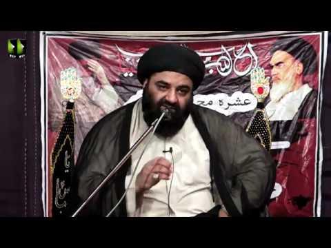 [05] Topic: Baseerat-e-Ashurae بصیرت عاشورائی   H.I Kazim Abbas Naqvi   Muharram 1440 - Urdu