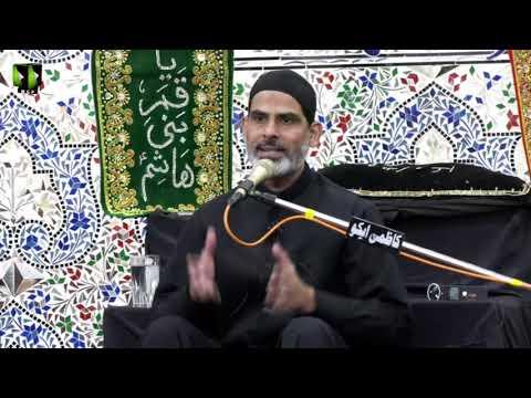 [05] Topic: قیامِ حسینی و سیرت نبوی | Moulana Mubashir Zaidi - Muharram 1440 - Urdu