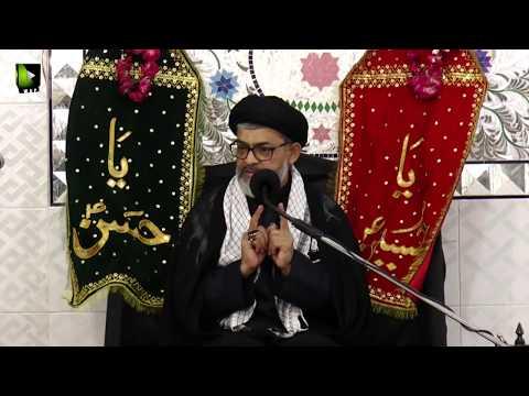 [03] Topic: Quran o Ahlebait (as) - قرآن و اہلبیتؑ    H.I Razi Haider Zaidi   1440 - Urdu