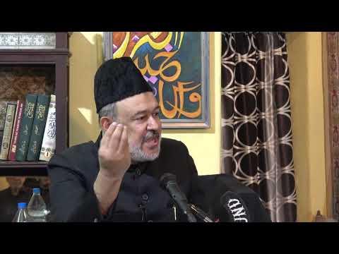 Marefat e Khuda - 6th Muharram 1440 | Moulana Agha Mujahid Hussain urdu