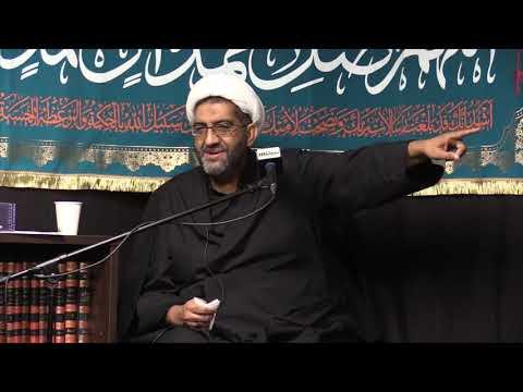 [6] Topic:Responsibilities of the Youth to the Holy Imam  | Sheikh Shafiq Hudda | English